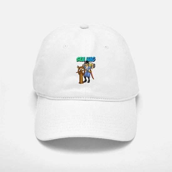 Sea Hag Baseball Baseball Cap