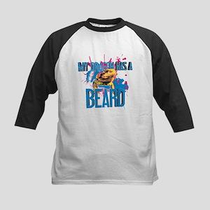 Bearded Dragon - My Dragon Has A Beard Kids Baseba
