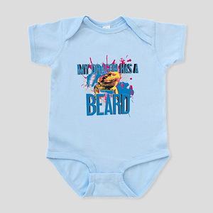 Bearded Dragon - My Dragon Has A Beard Infant Body