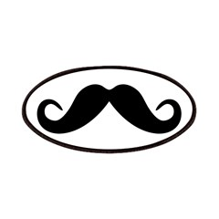 Mustache Patches