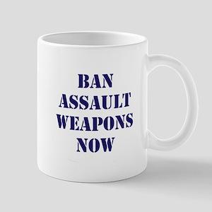 Ban Assault Weapons Now Mug