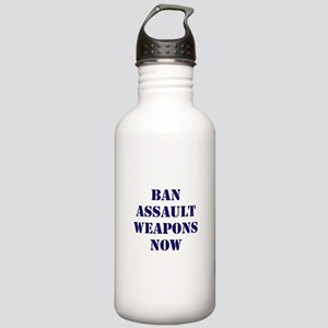 Ban Assault Weapons Now Stainless Water Bottle 1.0