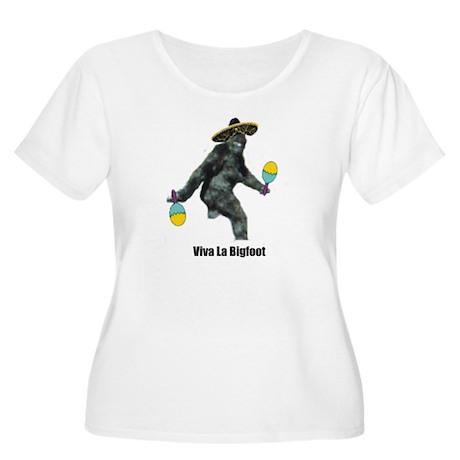 Viva La Bigfoot Plus Size T-Shirt