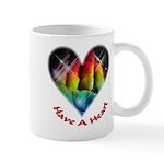 Have A Heart 11 Oz Ceramic Mug Mugs