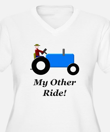 My Other Ride Blue T-Shirt