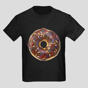 Doughnut Lovers Kids Dark T-Shirt