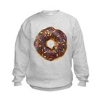 Doughnut Lovers Kids Sweatshirt