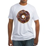 Doughnut Lovers Fitted T-Shirt