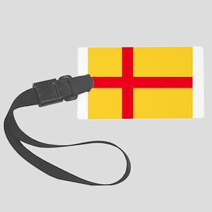 Flag - Kalmar Union Large Luggage Tag