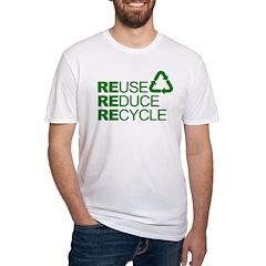 Reduce Reuse Reycle Shirt