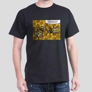 dancing bee Dark T-Shirt