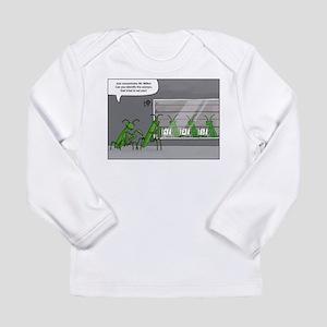 mantis identification Long Sleeve Infant T-Shirt