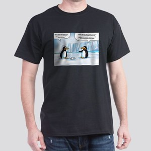 penguin cartoon Dark T-Shirt