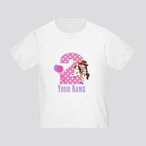 2nd birthday cowgirl T-Shirt