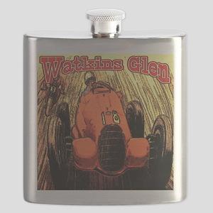 Watkins Glen Racing Flask