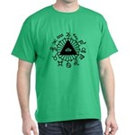 Horoscope Zodiac Dark T-Shirt