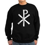 Chi Rho (XP Christogram) Sweatshirt (dark)