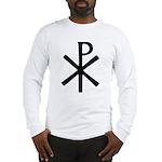 Chi Rho (XP Christogram) Long Sleeve T-Shirt