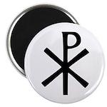 Chi Rho (XP Christogram) Magnet