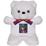 merlin the magician art illustration Teddy Bear