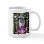 merlin the magician art illustration Mug