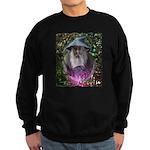 merlin the magician art illustration Sweatshirt (d