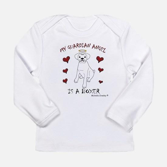 BoxerWt.jpg Long Sleeve T-Shirt