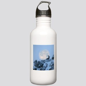 Buck deer moon Stainless Water Bottle 1.0L