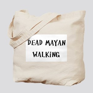 Dead Man Walking (nd) Tote Bag