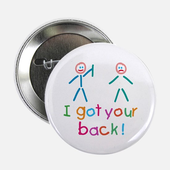"I Got Your Back Fun 2.25"" Button (10 pack)"