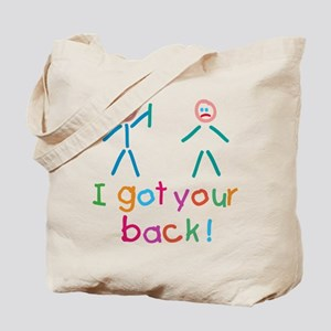 I Got Your Back Fun Tote Bag