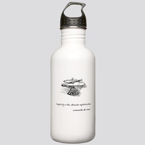 vinci_helico_cita_2000 Stainless Water Bottle
