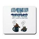 After Midnight Brew Speakeasy Mousepad