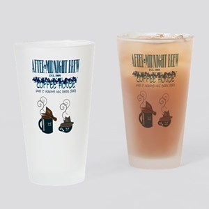 After Midnight Brew Speakeasy Drinking Glass