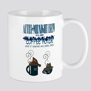After Midnight Brew Speakeasy Mug