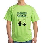 After Midnight Brew Speakeasy Green T-Shirt