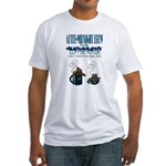 After Midnight Brew Speakeasy Fitted T-Shirt