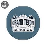 Grand Teton Blue Sign 3.5
