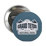 Grand Teton Blue Sign 2.25