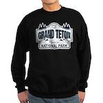 Grand Teton Blue Sign Sweatshirt (dark)