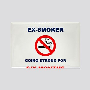 Proud Ex-Smoker – Going Strong For Six Months Rect