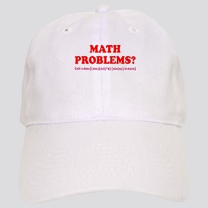 Math Problems? Call 1-800 Cap
