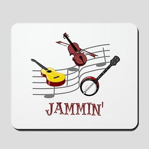 Jammin Mousepad