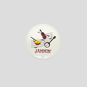 Jammin Mini Button