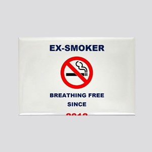 Proud Ex-Smoker - Breathing Free Since 2012 Rectan