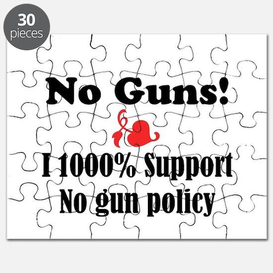 No Guns Puzzle