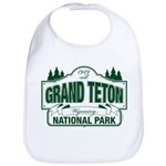 Grand Teton Green Sign Bib