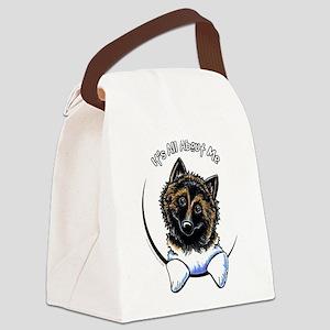 Akita IAAM Canvas Lunch Bag