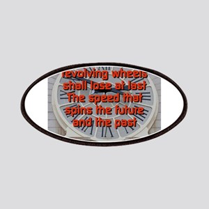 And Time'e Revolving Wheels - Petrarch Patch