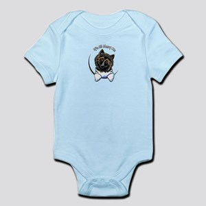 Akita IAAM Logo Infant Bodysuit